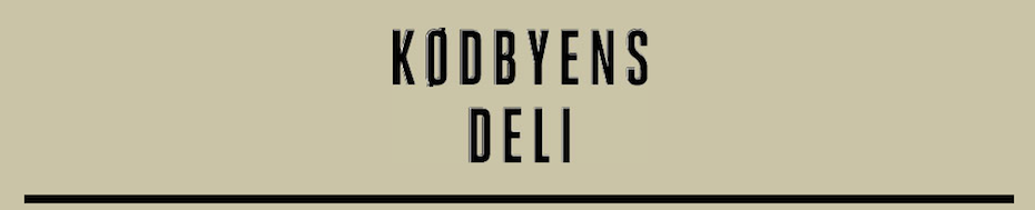 SUND SOMMER TAKE AWAY // KØDBYENS DELI
