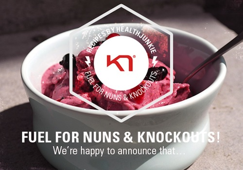 FUEL FOR NUNS & KNOCKOUTS